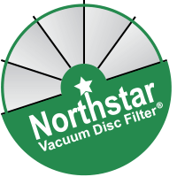 Northstar Vacuum Disc Filters (R) Logo